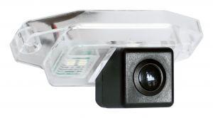 Штатная камера заднего вида Incar VDC-029 Toyota Prado 120 (с запасным колесом на двери), Mitsubishi Lancer X