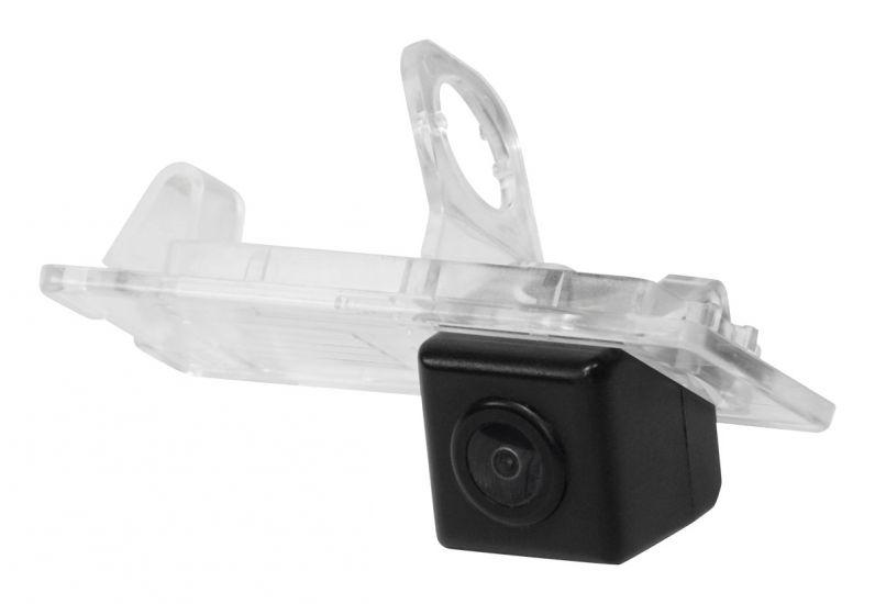 Штатная камера заднего вида Incar VDC-114 для Renault Duster, Fluence, Laguna, Scenic
