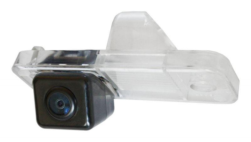 Штатная камера заднего вида Incar VDC-104 для Hyundai Santa Fe, Santa Fe Grand, Creta, Kia Carens
