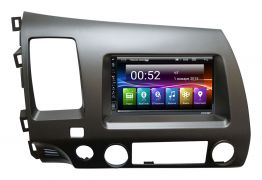 Штатная магнитола Honda Civic 2006+ (MK-1005)