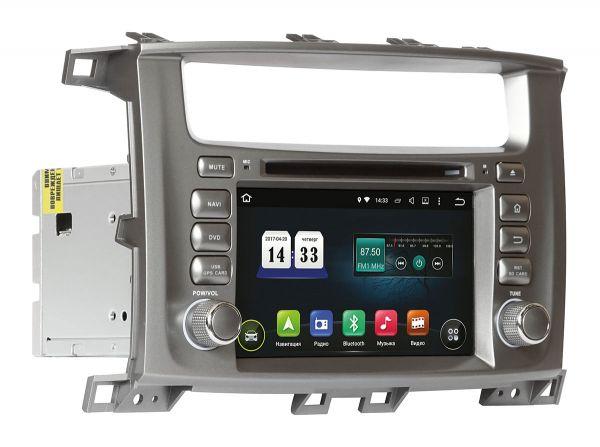 Штатная магнитола Incar TSA-2260A9 для Toyota Land Cruiser 100