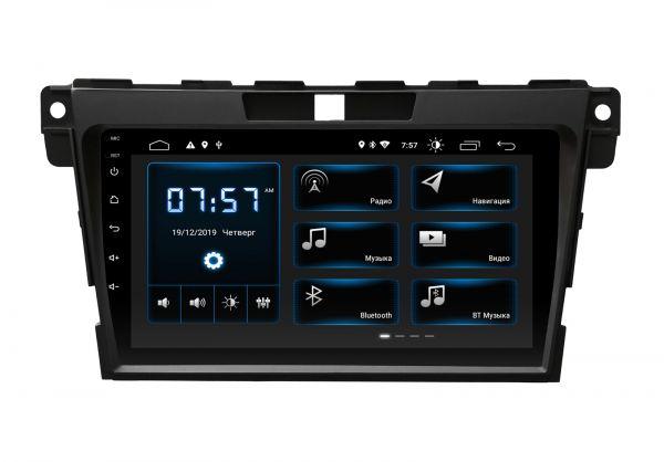 Штатная магнитола Incar XTA-0236 для Mazda CX-7 2006-2012