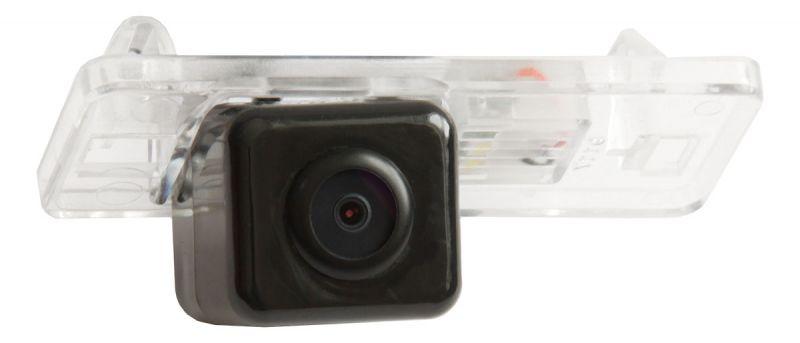 Штатная камера заднего вида Incar VDC-117 для Citroen C-Elysee, Peugeot 408, 508, 301, 3008