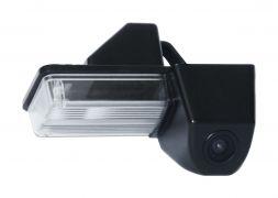 Штатная камера заднего вида Incar VDC-028B Toyota LC 100, Prado 120 (Без запасного колеса на двери), LC 200