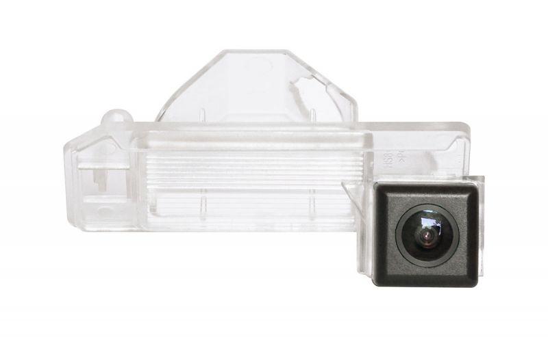 Штатная камера заднего вида Incar VDC-067 для Mitsubishi ASX, Citroen C4 Aircross, Peugeot 4008