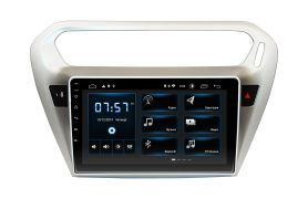 Штатная магнитола Incar XTA-7001 для Peugeot 301