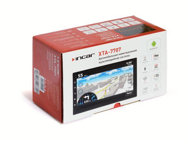 Автомагнітола 2DIN Incar XTA-7707