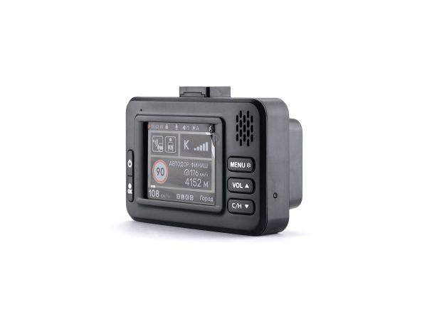 Видеорегистратор с радар детектором и GPS информатор INCAR SDR-40