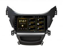 Штатная магнитола Incar DTA-2459 для Hyundai Elantra 2011-2013