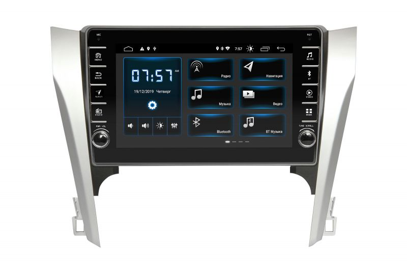 Штатная магнитола Incar XTA-1148R для TOYOTA Camry 50 2012-2014