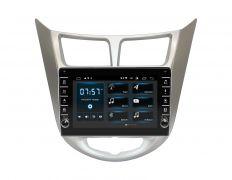 Штатная магнитола Incar XTA-9301R для Hyundai Accent 2011+