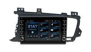 Штатная магнитола Incar  XTA-0240R для Kia Optima K5 2011-2015