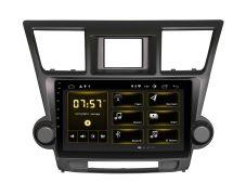 Штатная магнитола Incar DTA-2323 для Toyota Highlander 2008-2013