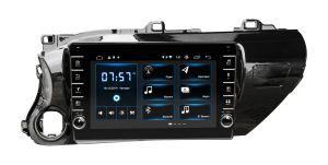 Штатная магнитола Incar XTA-2320R для Toyota Hilux 2015+