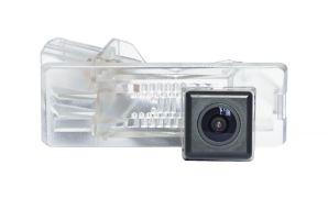 Штатная камера заднего вида Incar VDC-114W для Renault Duster, Fluence, Laguna, Scenic