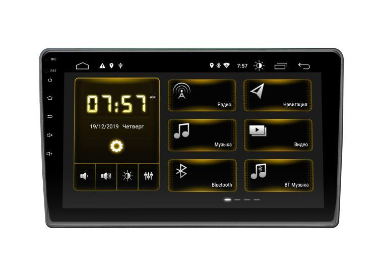 Штатная магнитола Incar DTA-1085 для SEAT Alhambra 2009+, Altea 2004+, Leon 2009+, Toledo 2013+