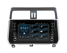Штатная магнитола Incar XTA-2210R для Toyota LC Prado 150 2018+
