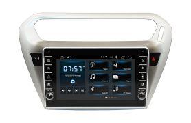 Штатная магнитола Incar XTA-7001R для Peugeot 301